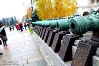 Русские боевые орудия XVII-XVIII веков. Хранятся в Кремле с первой половины XIX века, Фото: 1