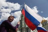 Торжества в честь Дня России в тульском кремле, Фото: 1
