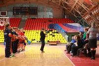 В Туле прошло необычное занятие по баскетболу для детей-аутистов, Фото: 7
