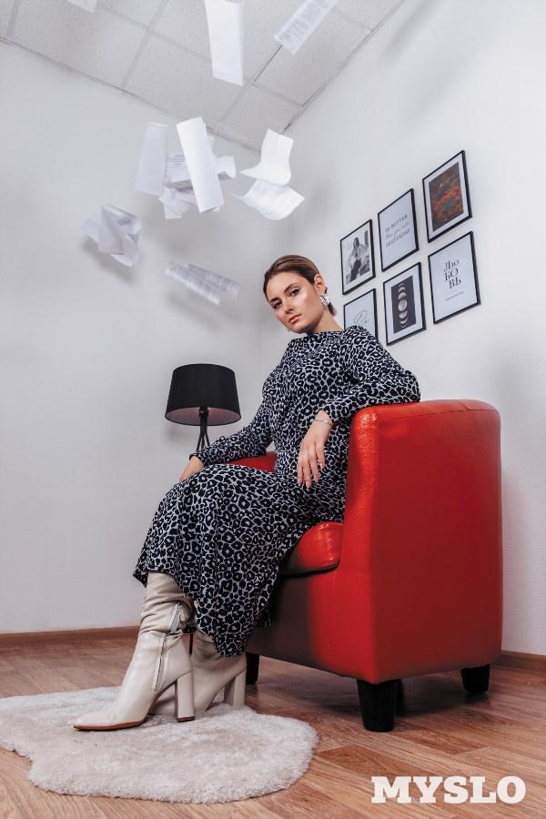 Екатерина ЗАХАРОВА, основатель бренда одежды LIVENTINI