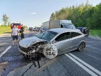 В серьезном ДТП под Тулой пострадали шесть человек, Фото: 21