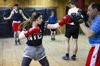 Женский бокс: тренировка , Фото: 12