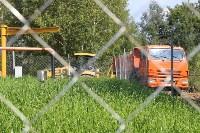 Ликвидация разлива нефтепродуктов в Комарках, Фото: 15