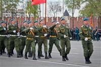 Вторая генеральная репетиция парада Победы. 7.05.2014, Фото: 23