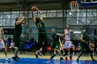 Тульские баскетболисты «Арсенала» обыграли черкесский «Эльбрус», Фото: 34