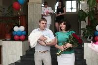 День России в ЗАГСе и родильном доме, Фото: 2