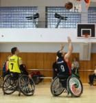 Чемпионат России по баскетболу на колясках в Алексине., Фото: 40