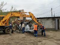Снос незаконных павильонов в Заречье, Фото: 14