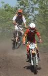 Юные мотоциклисты соревновались в мотокроссе в Новомосковске, Фото: 64