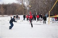 В Туле определили чемпионов по пляжному волейболу на снегу , Фото: 45