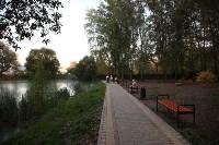 Благоустройство территории пруда в Комсомольском парке, Фото: 3
