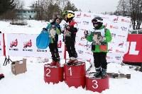 Второй этап чемпионата и первенства Тульской области по горнолыжному спорту., Фото: 23