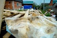 В Плеханово убирают незаконные строения, Фото: 71