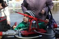В Туле спасатели провели акцию «Дети без опасности», Фото: 5