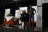 Репетиция в Тульском академическом театре драмы, Фото: 44