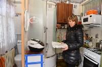 """Унитаз, душ и плита на двух """"квадратах"""": как живет семья Авдеевых из Скуратово, Фото: 3"""