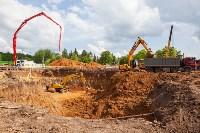 Строительство перинатального центра в Туле. 14.05.19, Фото: 18