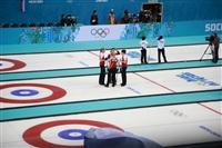 Керлинг на Олимпиаде в Сочи, Фото: 14