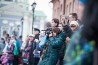 Средневековые маневры в Тульском кремле. 24 октября 2015, Фото: 19