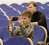 Станислав Говорухин в Ясной Поляне, Фото: 1
