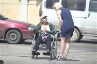 Попрошайки на улицах города, Фото: 9
