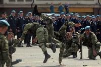 День Тульской дивизии ВДВ: на площади Ленина приземлились парашютисты, Фото: 71