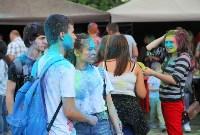 ColorFest в Туле. Фестиваль красок Холи. 18 июля 2015, Фото: 62