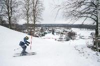 Третий этап первенства Тульской области по горнолыжному спорту., Фото: 62