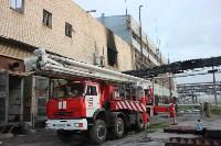 В Новомосковске произошел пожар на химпредприятии: есть пострадавший, Фото: 4