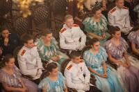 В колонном зале Дома дворянского собрания в Туле прошел областной кадетский бал, Фото: 65