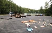 Строительство скейтпарка в Центральном парке., Фото: 10