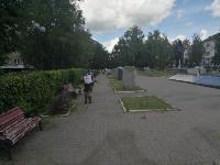 В Туле продезинфицировали автобусы, остановки, подъезды и детские площадки, Фото: 7