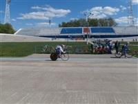 Открытое первенство города Тула по велоспорту на треке. 7 мая 2014, Фото: 7