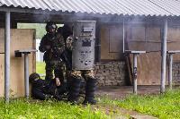 В Туле спецподразделения ОМОН и СОБР провели учения, Фото: 19