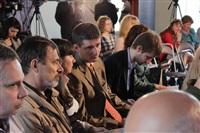 Разговор с губернатором Тульской области Владимиром Груздевым, Фото: 18