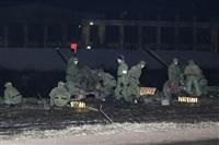 Десантники показали тулякам салют, Фото: 2