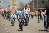 В семейном велопараде приняли участие сотни туляков , Фото: 54