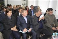 16 октября Владимир Груздев проконтролировал ход работ в Тульском кремле., Фото: 21