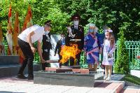 В Советске открыли мемориал, Фото: 31
