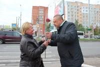 Сергей Шестаков поздравляет тулячек с наступающим днем города, Фото: 5