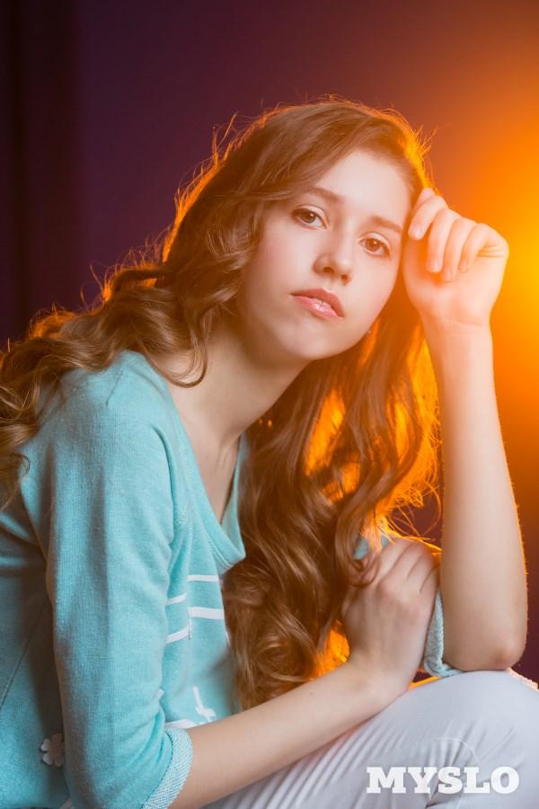 Маша Шатова, 15 лет