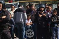 В Плеханово вновь сносят незаконные дома цыган, Фото: 27
