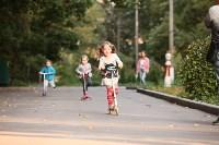 Туляки «погоняли» на самокатах в Центральном парке, Фото: 17