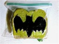 Рисунки на сэндвичах, Фото: 1