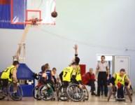 Чемпионат России по баскетболу на колясках в Алексине., Фото: 37