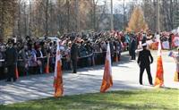 Первый этап эстафеты олимпийского огня: Пролетарский район, Фото: 22