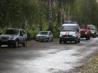 Сотрудники МЧС отработали действия при нарушении электроснабжения, Фото: 1