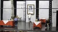 Репетиция в Тульском академическом театре драмы, Фото: 10