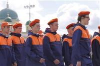 """Открытие соревнований """"Школа безопасности"""", Фото: 40"""