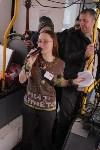 Творческий троллейбус «Субботняя улитка» снова радует туляков, Фото: 12